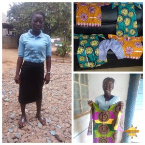 Meet Fatmata Kallon of Kissy Town Western Rural District- Waterloo Sierra Leone