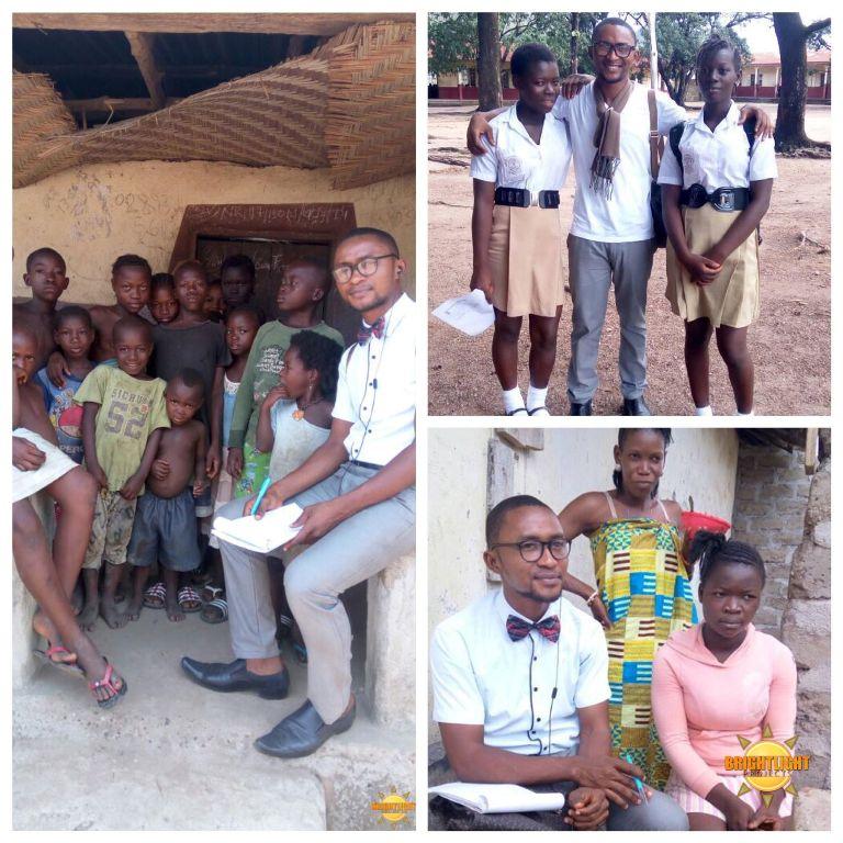 Monitoring by BLPSL team is key in achieving Success – Lower John Street in Makeni Sierra Leone